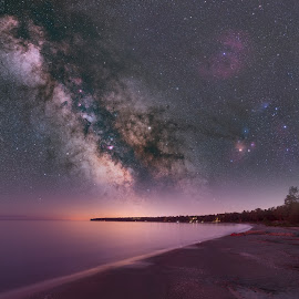 by Andy Taber - Landscapes Starscapes