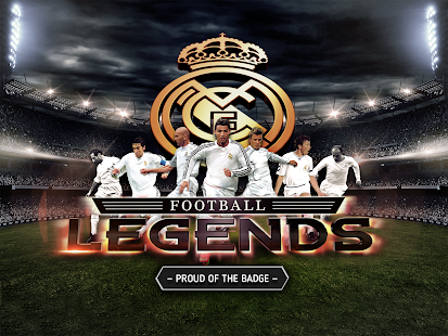 Real Madrid Legends - screenshot