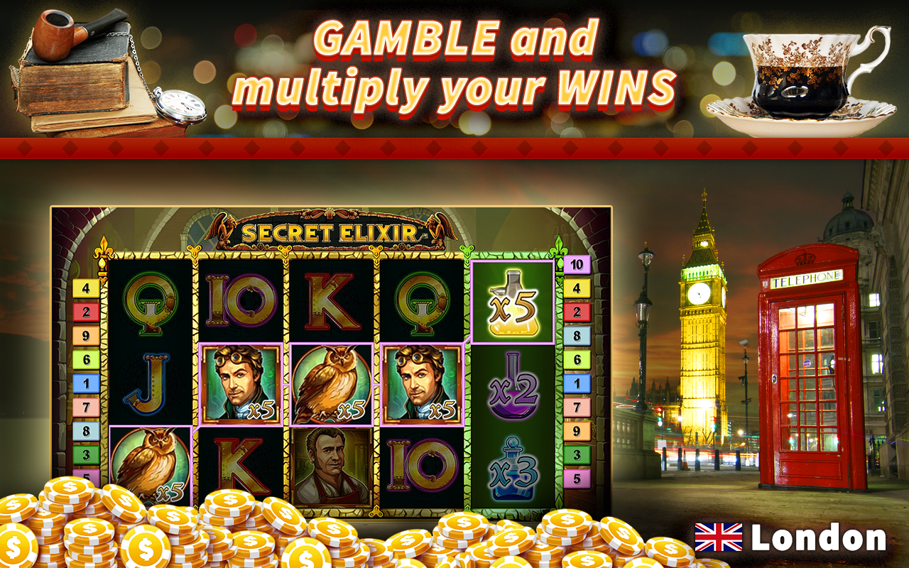 Slotpark - Free Slot Games Screenshot 2