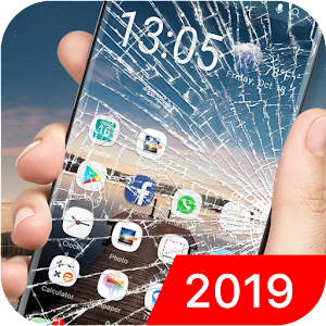 Broken Screen Live Wallpaper for Free For PC / Windows 7/8/10 / Mac – Free Download