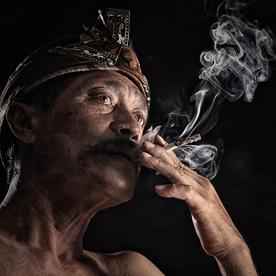 by Lucky E. Santoso - People Portraits of Men
