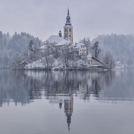 Zima 1 by Bojan Kolman - Buildings & Architecture Places of Worship (  )