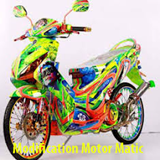 Modiffication Motor Matic New