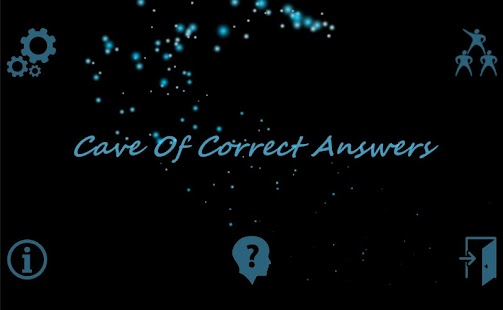 Cave Of Correct Answers - screenshot