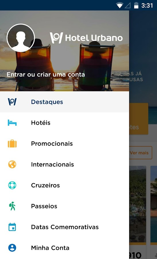 Hotel Urbano Screenshot 1
