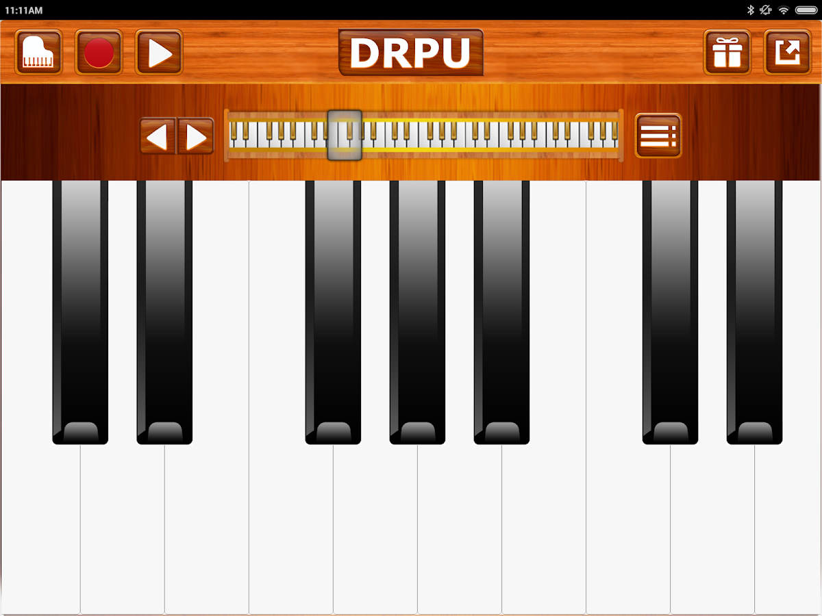 Piano Keyboard Music Pro Screenshot 15