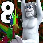 Самая популярная версия игры yetisports 4 теперь и на андроидвы играете в основном за птицу которая держит пингвина