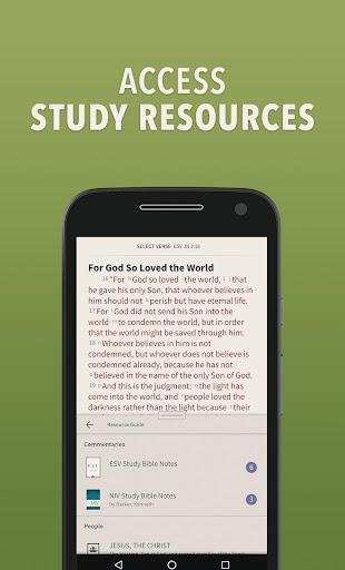 NIV Bible by Olive Tree screenshot 4