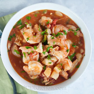 Manhattan Seafood Chowder Recipes