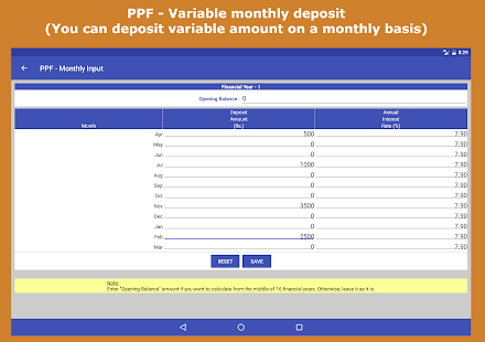 App Financial Calculator India apk for kindle fire