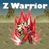 Battle Of Dragon Z Warrior