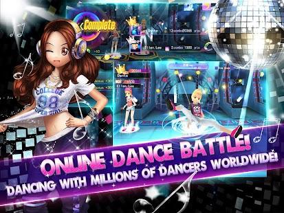 Super Dancer apk screenshot