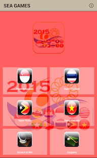 Asian Sports: SEA Games 2015 - screenshot