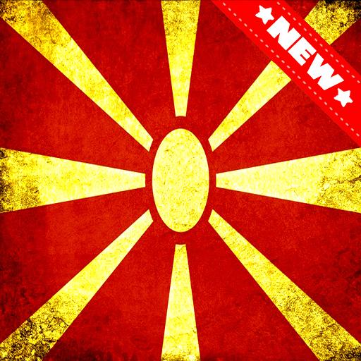 Android aplikacija Macedonia (FYROM) Flag Wallpaper na Android Srbija