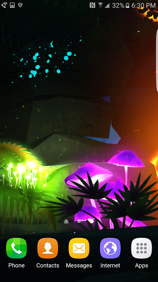 Wild Jungle 3D Live Wallpaper Screenshot 3