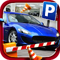 APK Game Multi Level Car Parking Game 2 for BB, BlackBerry