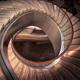 Stairs by Max Bowen - Buildings & Architecture Architectural Detail
