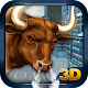 Angry Bull City Attack Sim 3D