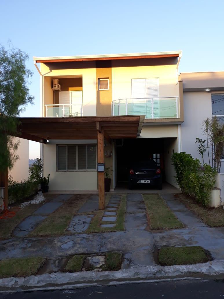 Esplendido Sobrado com 3 dormitórios à venda, 196 m² por R$ 615.000 - Loteamento Green View Village - Indaiatuba/SP