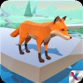 Fox Simulator Fantasy Jungle