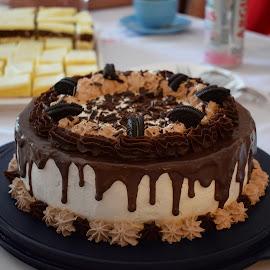 My Oreo cake by Valentina Masten - Food & Drink Candy & Dessert