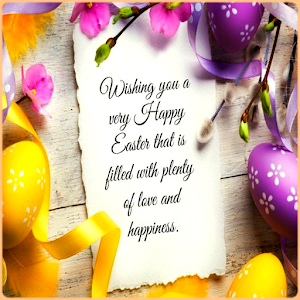 Easter 2018 - Wishes And Quotes For PC / Windows 7/8/10 / Mac – Free Download