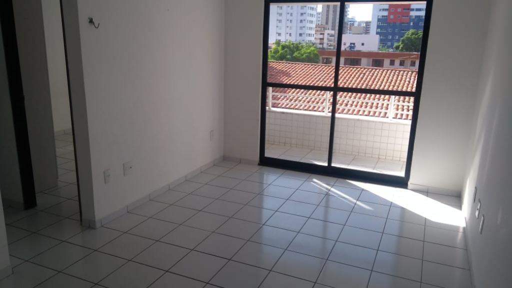 Apartamento com 1 dormitório à venda, 44 m² por R$ 230.000 - Manaíra - João Pessoa/PB