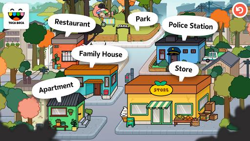 Toca Life: Town screenshot 5