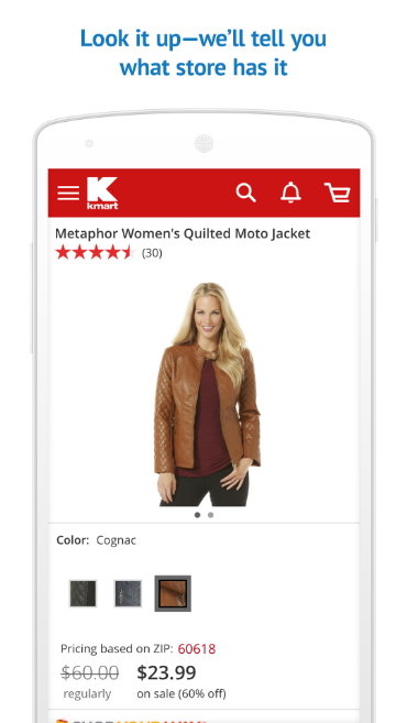 Kmart - Download & Shop Now! Screenshot 2