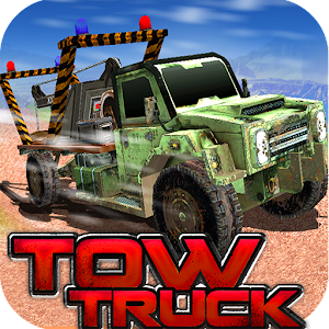 Cover art Tow Truck Racing