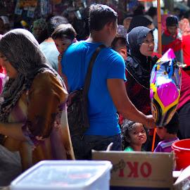 by Wan Fakhrurozi - City,  Street & Park  Markets & Shops