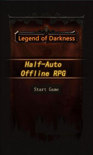 Legend of Darkness-Offline RPG - screenshot