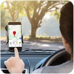 Navigation System Offline & Maps Traffic Icon