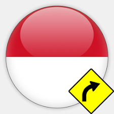 Traffic signs Indonesia
