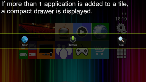 Top TV Launcher - screenshot