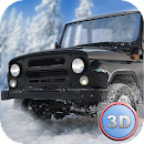 Russian UAZ Offroad Simulator icon