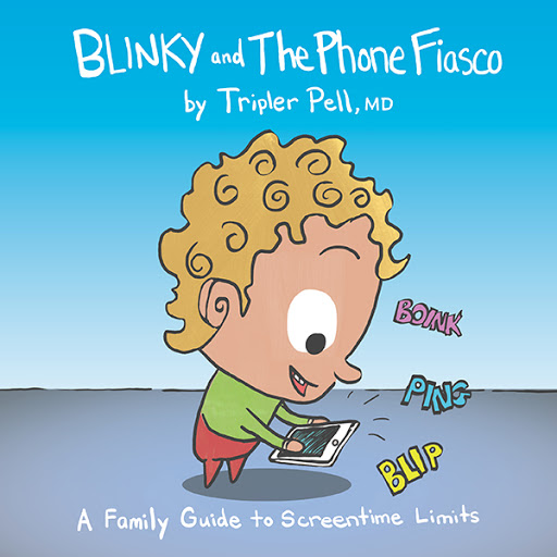 Blinky and the Phone Fiasco cover