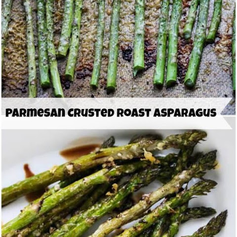 10 Best Parmesan Crusted Asparagus Recipes | Yummly