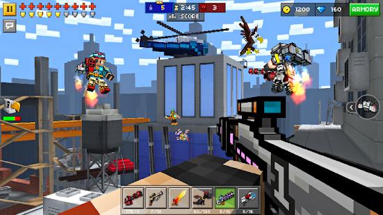 Pixel Gun 3D (Pocket Edition) APK for Blackberry