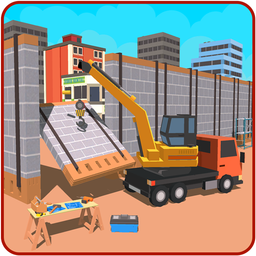 City Builder Wall Construction (game)