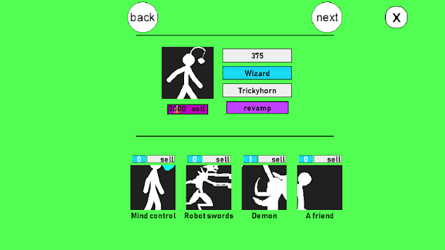 Stickman Unit - Stickman Fighting APK screenshot thumbnail 3