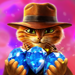 Indy Cat Match 3 For PC / Windows 7/8/10 / Mac – Free Download