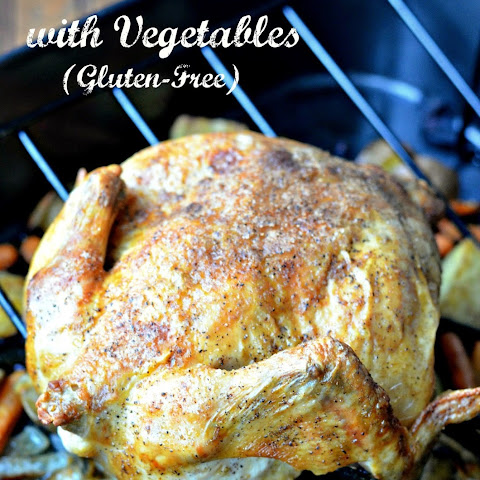 Roast Chicken with Vegetables (Gluten-Free)