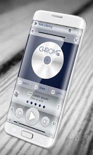 App Chrome PlayerPro Skin APK for Windows Phone