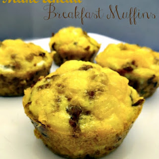 Make Ahead Breakfast Muffins