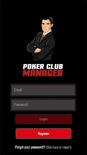 Poker Club Manager - screenshot