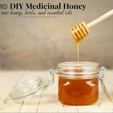DIY Medicinal Honey