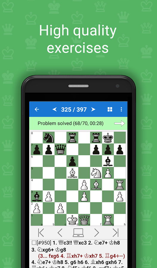 Manual of Chess Combinations Screenshot 0