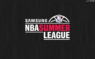 Screenshot of NBA Summer League 2014 - OLD