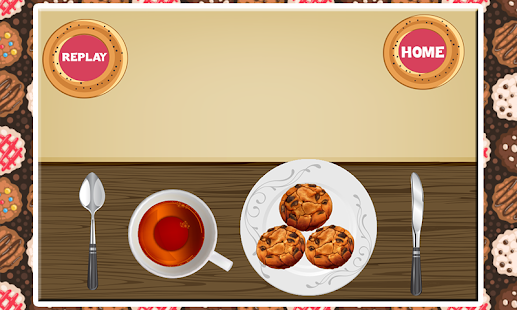 Chocolate Chip Cookies Maker - screenshot